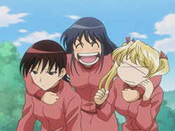 School Rumble San Gakki   25   13