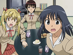 School Rumble San Gakki   26   01