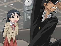 School Rumble San Gakki   26   11