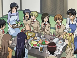 School Rumble San Gakki   26   17