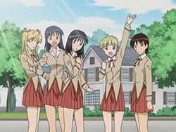 School Rumble San Gakki   26   29