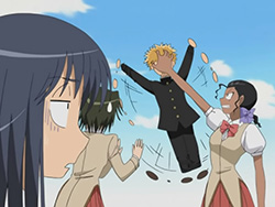 School Rumble San Gakki   26   33