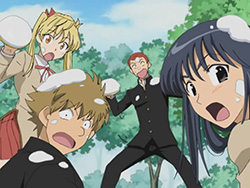 School Rumble San Gakki   26   39