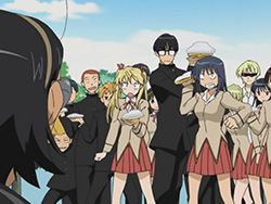 School Rumble San Gakki   26   45