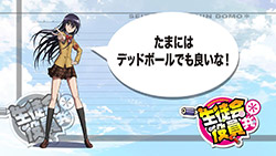 Seitokai Yakuindomo S2   02   End Card