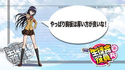 Seitokai Yakuindomo S2   05   End Card