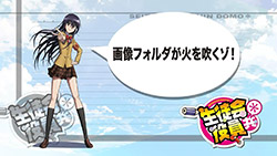 Seitokai Yakuindomo S2   08   End Card
