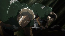 Shingeki no Kyojin   18   Preview 01