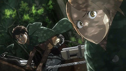Shingeki no Kyojin   18   Preview 02