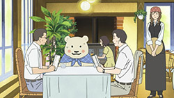 Shirokuma Cafe   14   12