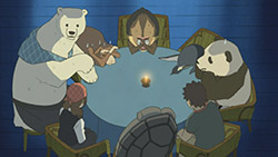 Shirokuma Cafe   18   15