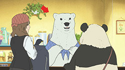 Shirokuma Cafe   24   10
