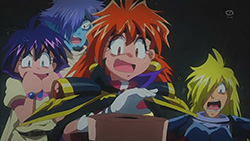 Slayers REVOLUTION   09   14