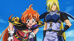 Slayers REVOLUTION   13   Ending 05