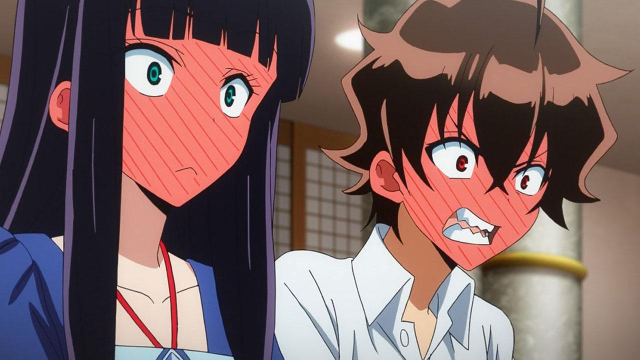 Twin anime porn