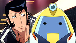 Space Dandy   01   12