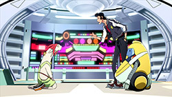 Space Dandy   01   20