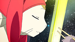 Space Dandy   01   Preview 01