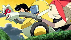 Space Dandy   12   01