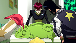 Space Dandy   12   08