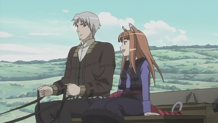 Spice and wolf lawrence died