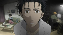 Steins Gate   24   Preview 01