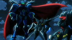 Super Robot Wars OG The Inspector   13   17