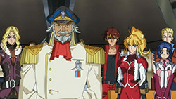Super Robot Wars OG The Inspector   14   02