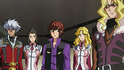 Super Robot Wars OG The Inspector   14   03