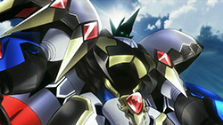 Super Robot Wars OG The Inspector   15   10
