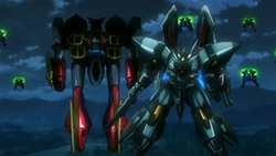 Super Robot Wars OG The Inspector   16   12
