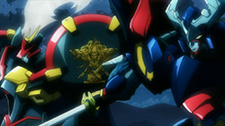 Super Robot Wars OG The Inspector   17   02