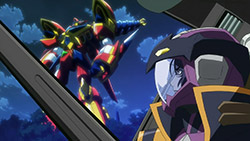 Super Robot Wars OG The Inspector   17   04