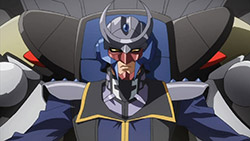 Super Robot Wars OG The Inspector   20   40