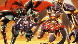 Super Robot Wars OG The Inspector   21   21
