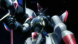 Super Robot Wars OG The Inspector   22   22