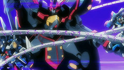 Super Robot Wars OG The Inspector   22   33