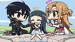Sword Art Online   11   End Card