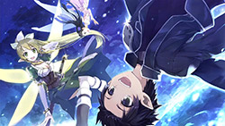 Sword Art Online   17   End Card