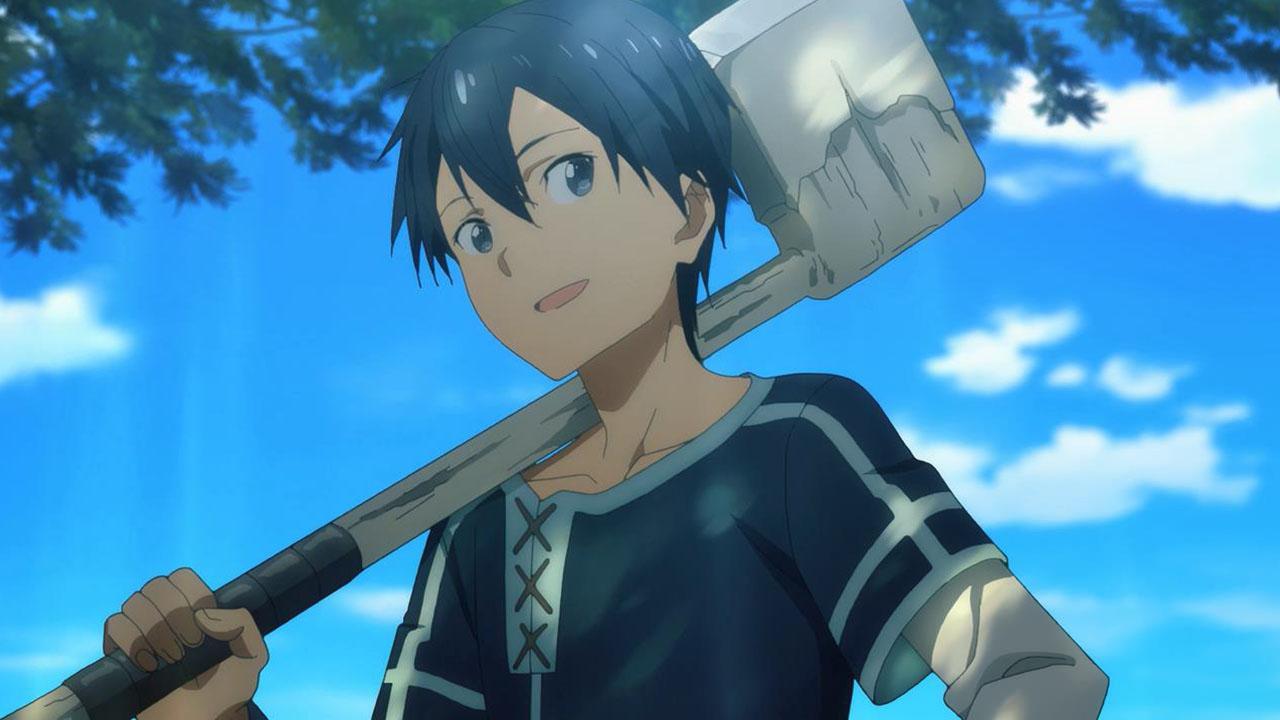 Sword Art Online: Alicization - 02 - Random Curiosity