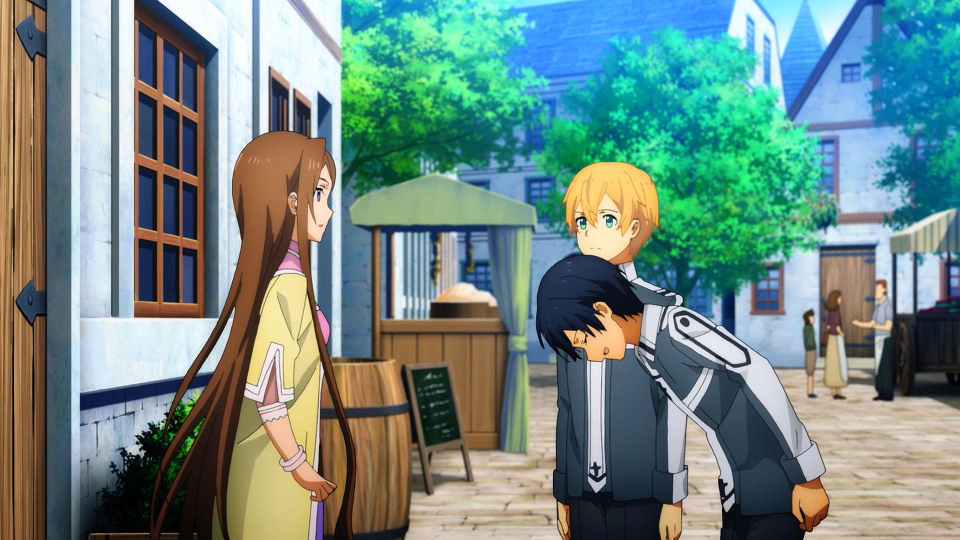 Sword Art Online: Alicization - 07 | Random Curiosity