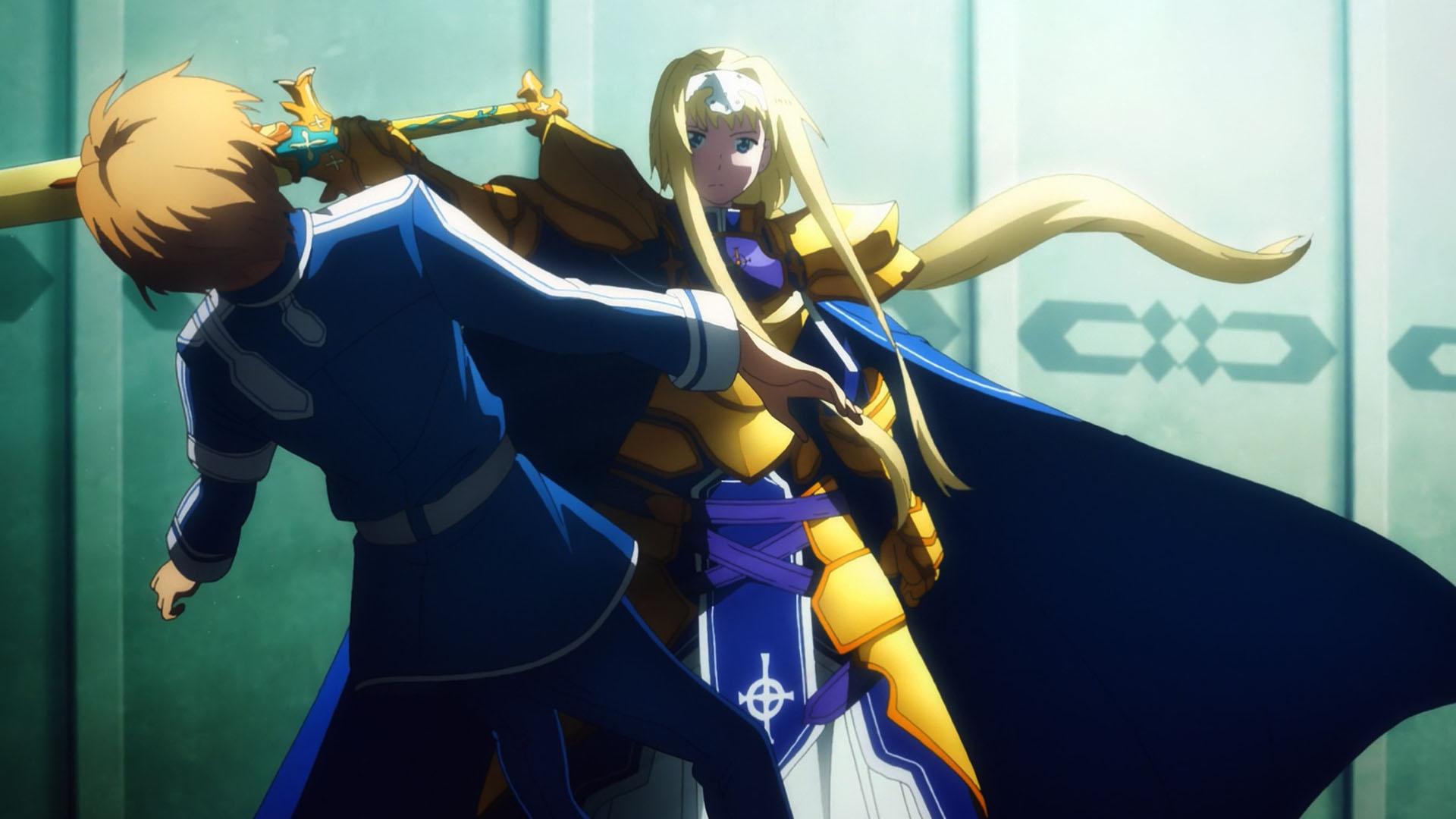 Sword Art Online Alicization - 11 | Random Curiosity