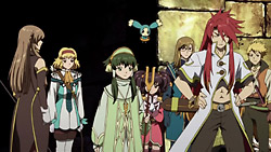 Tales of the Abyss   07   18