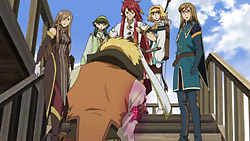 Tales of the Abyss   07   22