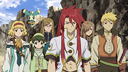 Tales of the Abyss   07   25