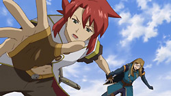 Tales of the Abyss   12   30
