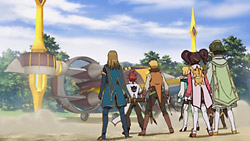 Tales of the Abyss   13   01