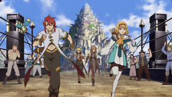 Tales of the Abyss   13   30
