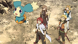 Tales of the Abyss   14   02