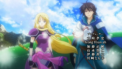 The Legend of the Legendary Heroes   OP   01